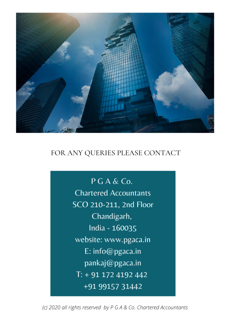 Best CA firm in Chandigarh, India